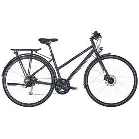 vsf fahrradmanufaktur T-50 Trapezoid Alivio 24-speed disc, ebony matt